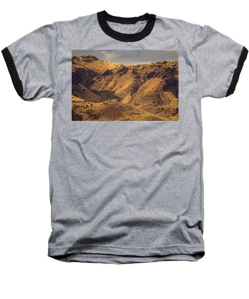 Chupadera Mountains Baseball T-Shirt