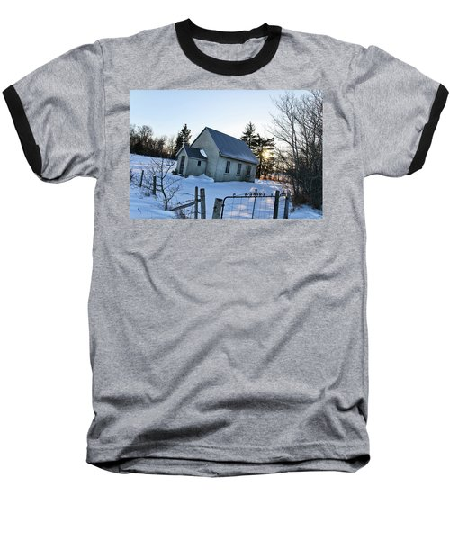 Church On Brewer Road Baseball T-Shirt
