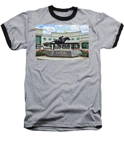 Churchill Downs Barbaro Baseball T-Shirt