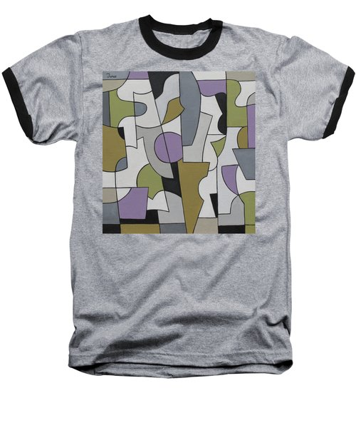 Circuitous Baseball T-Shirt