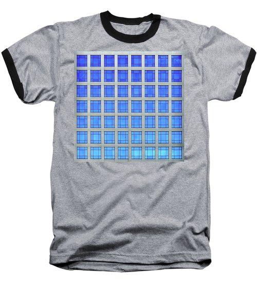 City Grids 60 Baseball T-Shirt