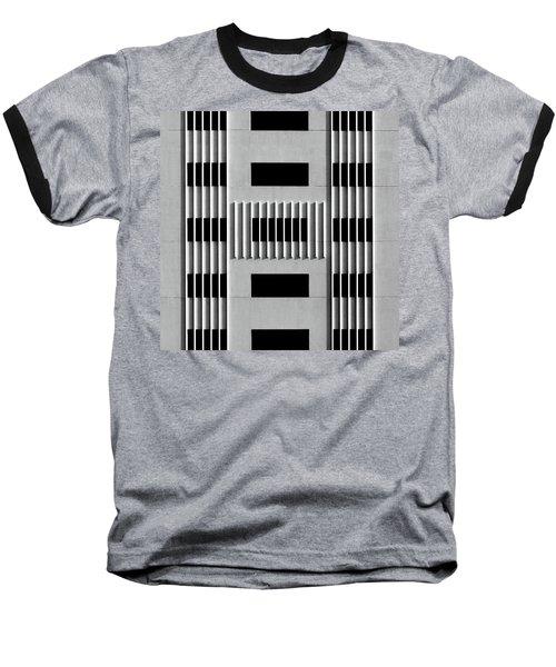 City Grids 64 Baseball T-Shirt
