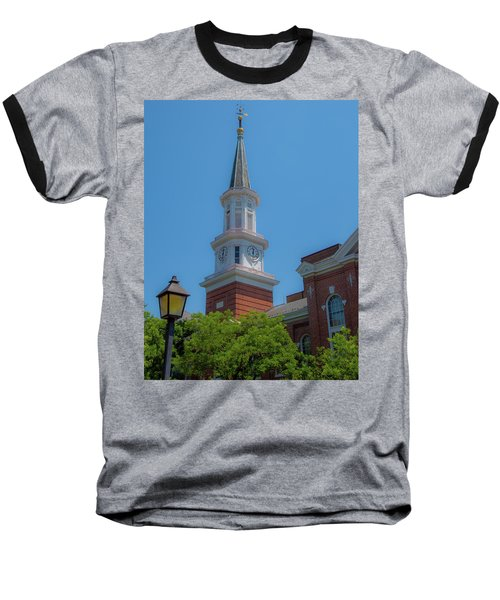 City Hall Baseball T-Shirt