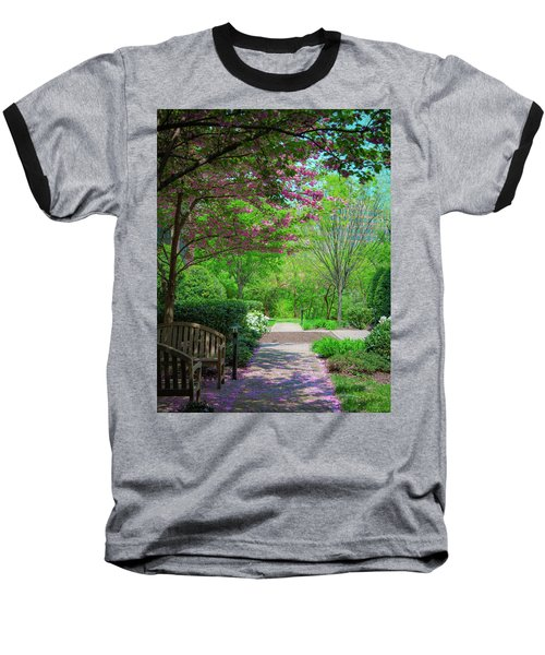 City Oasis Baseball T-Shirt