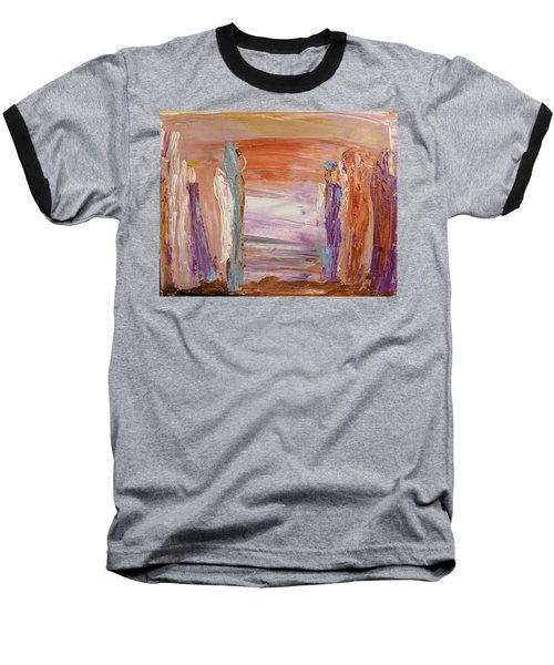 City Of Angels Baseball T-Shirt