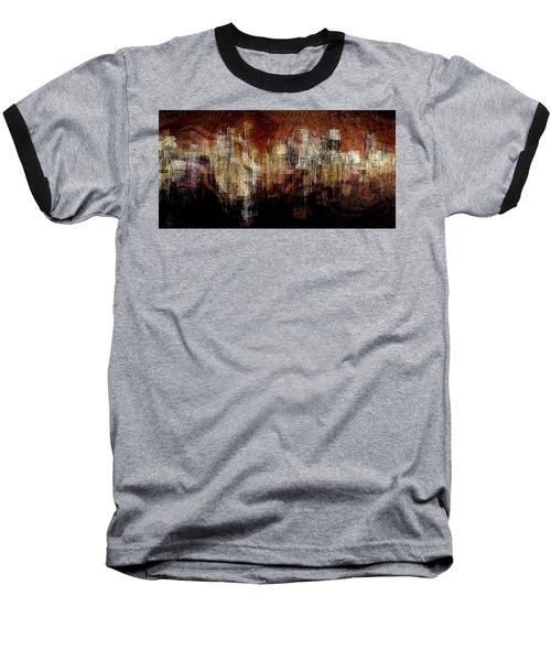 City On The Edge Baseball T-Shirt
