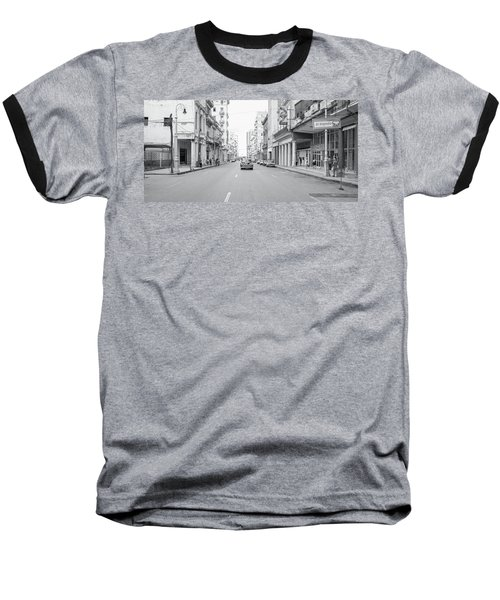 City Street, Havana Baseball T-Shirt