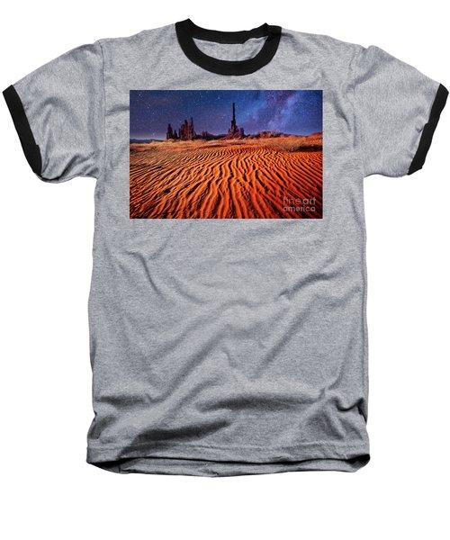 Clear Night Baseball T-Shirt
