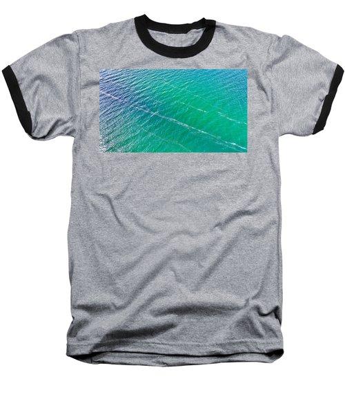 Clear Water Imagery  Baseball T-Shirt