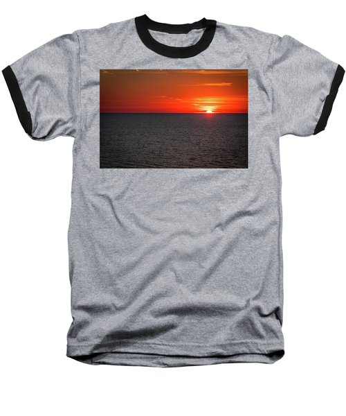 Clearwater Sunset Baseball T-Shirt