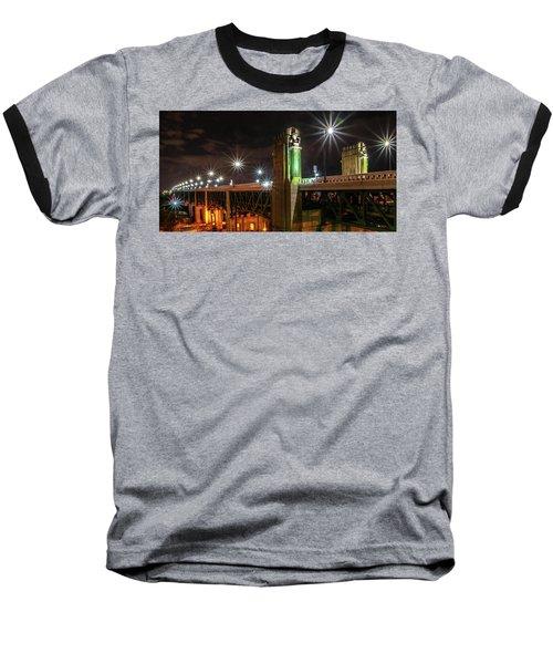 Cleveland Lights  Baseball T-Shirt