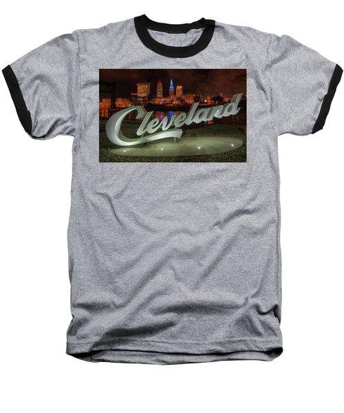 Cleveland Proud  Baseball T-Shirt