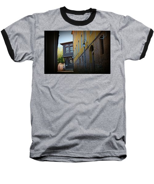 Baseball T-Shirt featuring the photograph Close by Milena Ilieva