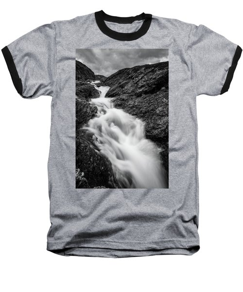 close to Ygnisdalselvi, Norway Baseball T-Shirt