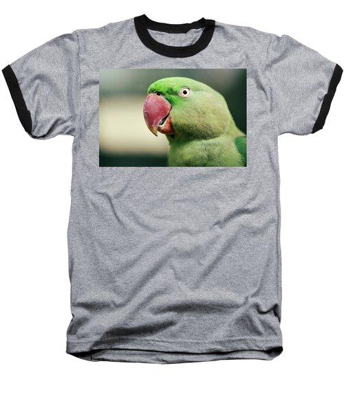 Close Up Of A King Parrot Baseball T-Shirt