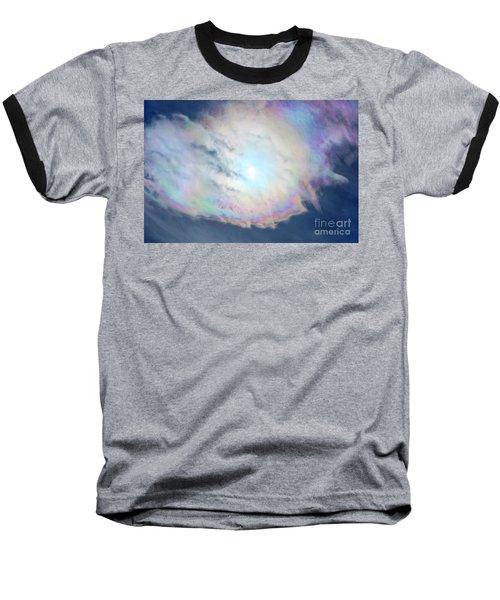 Cloud Iridescence Baseball T-Shirt