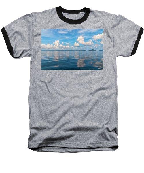 Clouded Bliss Baseball T-Shirt