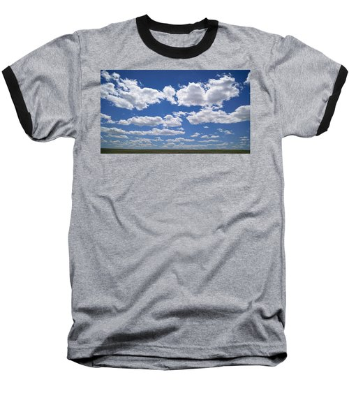 Clouds, Part 1 Baseball T-Shirt