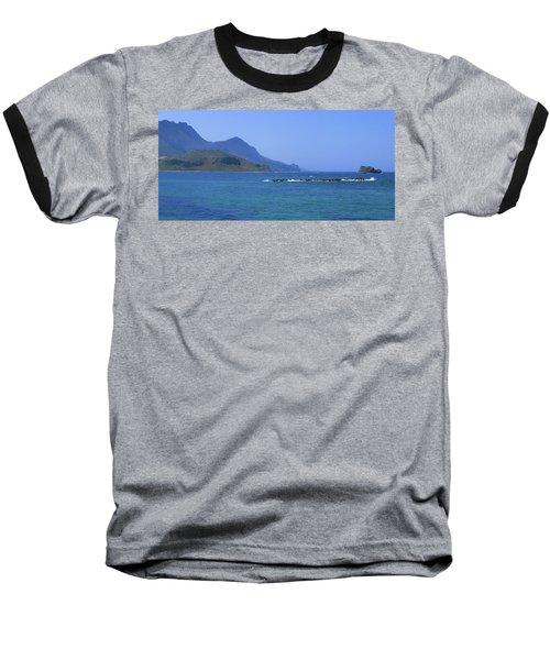 Coast Of Gramvousa Baseball T-Shirt