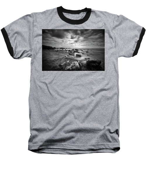 Coastal Light II Baseball T-Shirt