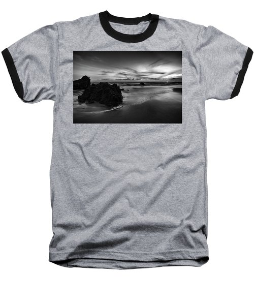 Coastal Light IIi Baseball T-Shirt