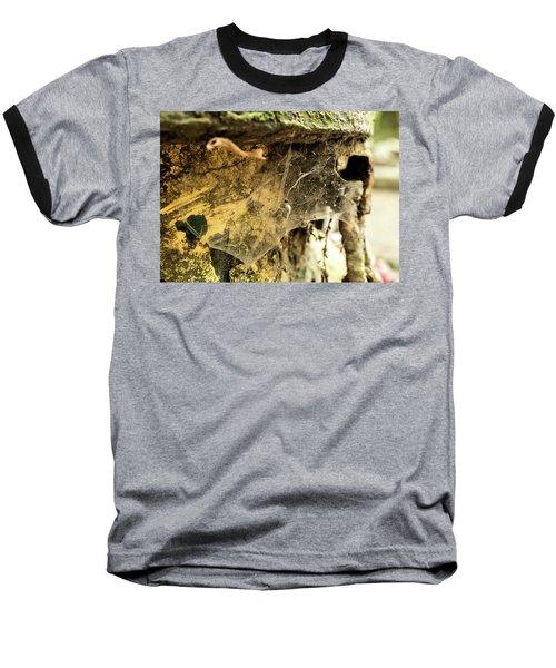 Cobweb Baseball T-Shirt