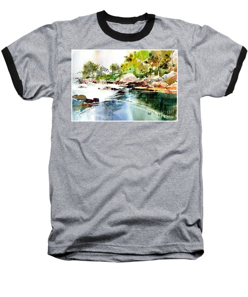 Cohasset Rapids Baseball T-Shirt