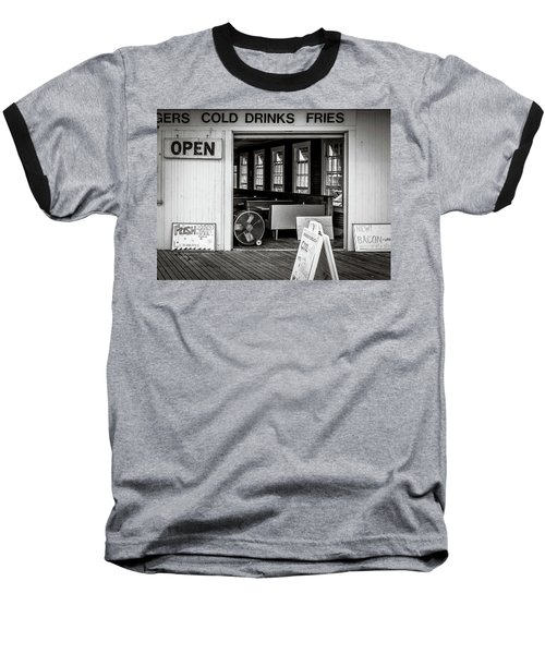 Cold Drinks Baseball T-Shirt