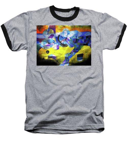 Cold Evening Wind Baseball T-Shirt