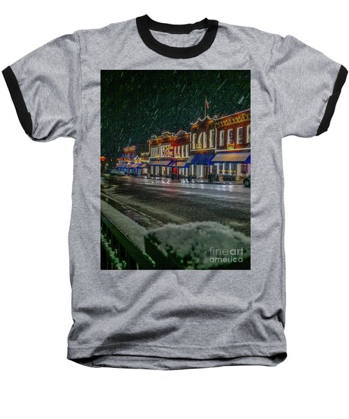 Cold Night In Cripple Creek Baseball T-Shirt