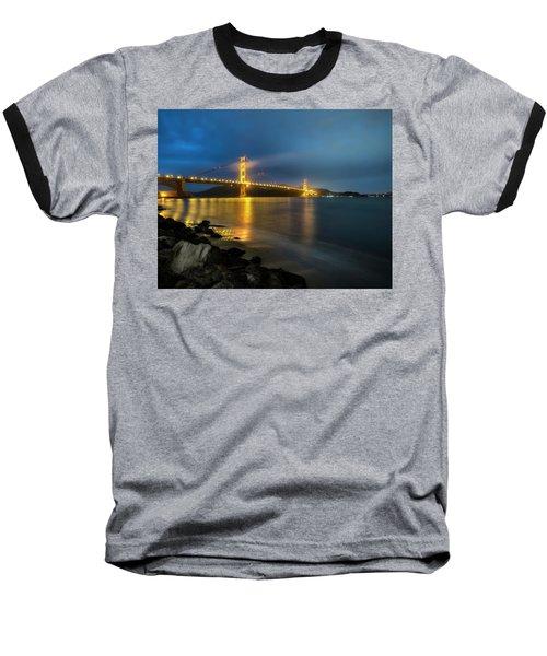 Cold Night- Baseball T-Shirt