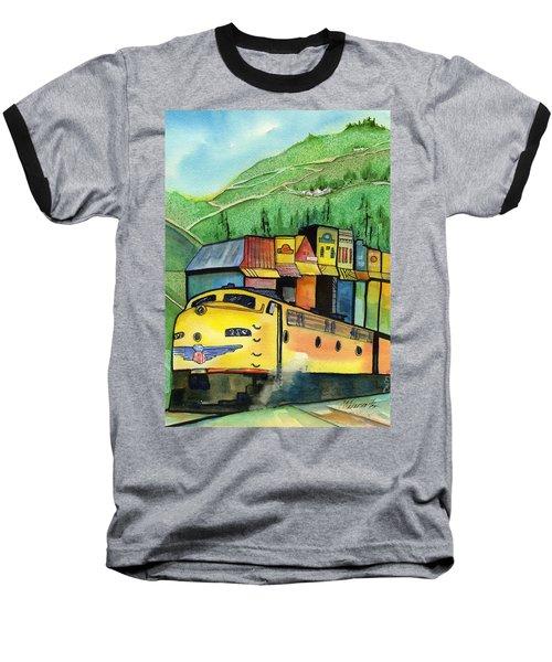 Colfax California Baseball T-Shirt