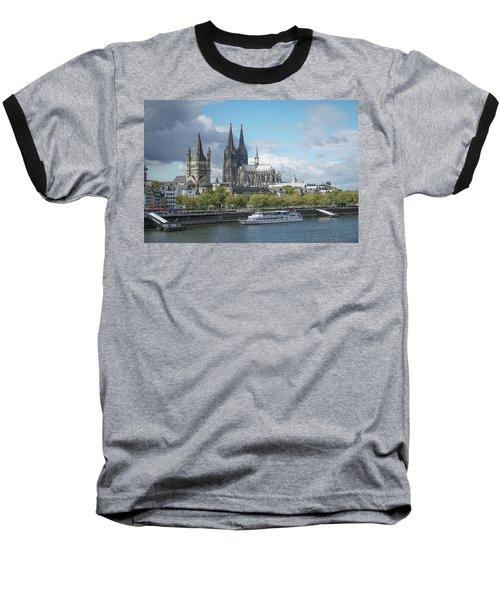 Cologne, Germany Baseball T-Shirt