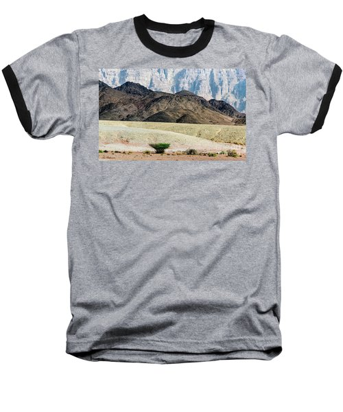 Color Layers In The Desert Baseball T-Shirt