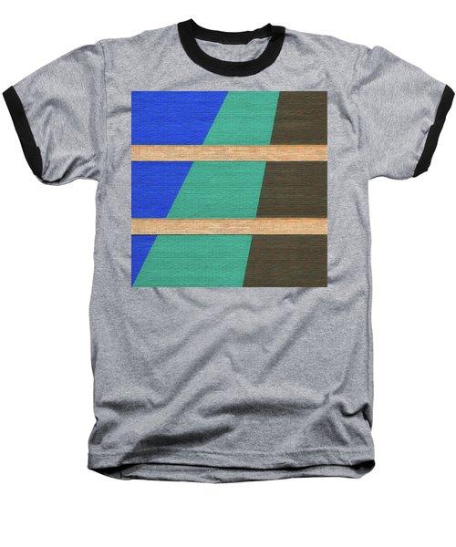 Colorado Abstract Baseball T-Shirt
