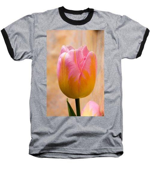 Colorful Tulip Baseball T-Shirt