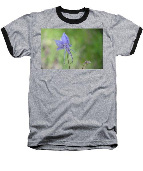 Columbine Details Baseball T-Shirt