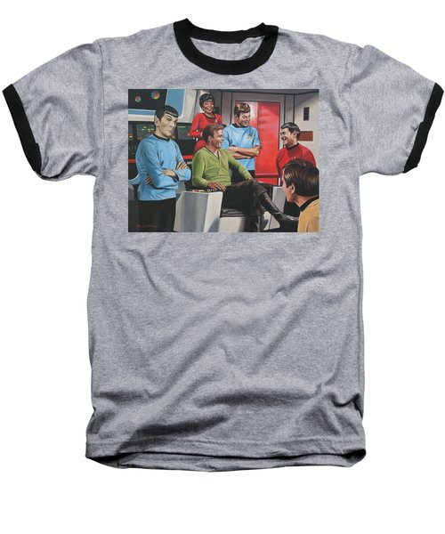 Comic Relief Baseball T-Shirt