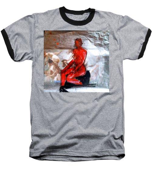 Coming From The Treaure  Baseball T-Shirt
