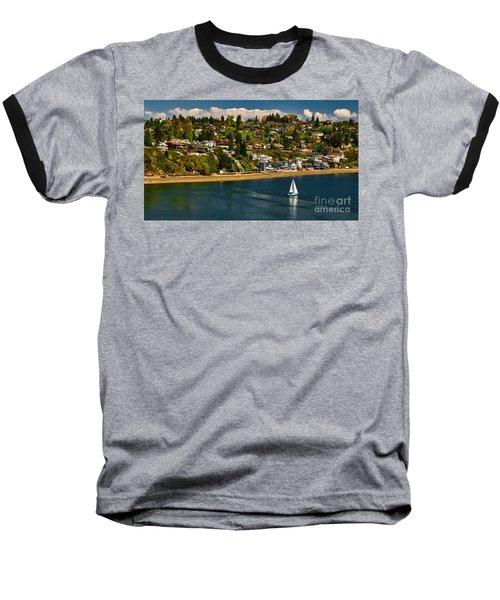 Commencement Bay,washington State Baseball T-Shirt