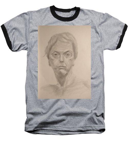 Concentrated Baseball T-Shirt