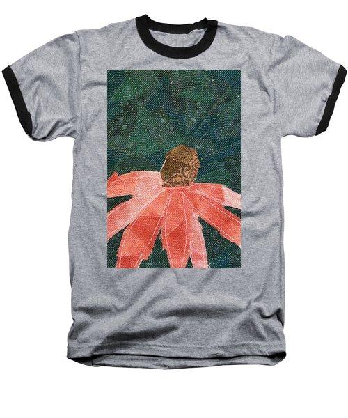 Cone Flower Baseball T-Shirt