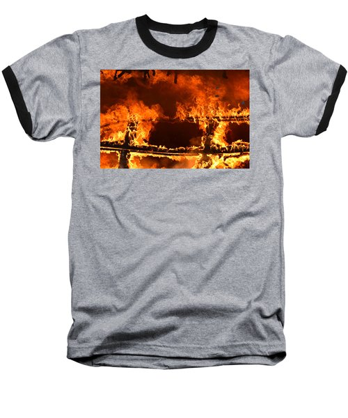 Consumed Baseball T-Shirt