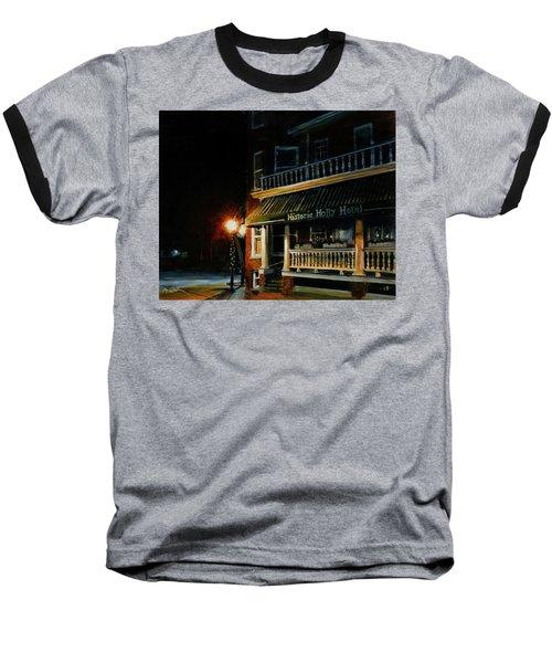 Corner Light Baseball T-Shirt