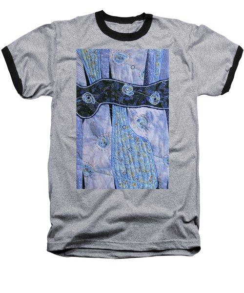 Cosmic Connectivity Baseball T-Shirt