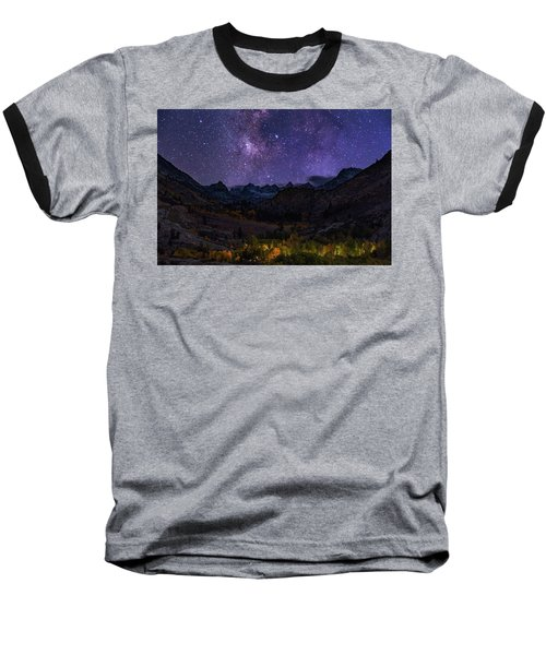 Cosmic Nature Baseball T-Shirt