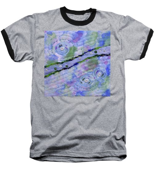 Cosmic Stream Baseball T-Shirt