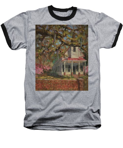 Country Church Baseball T-Shirt