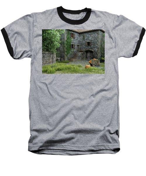 Country Farmhouse Baseball T-Shirt