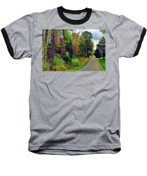 Country Road Take Me Home Baseball T-Shirt